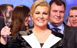 Κροατία: Γράφει ιστορία η πρώτη γυναίκα Πρόεδρος της χώρας