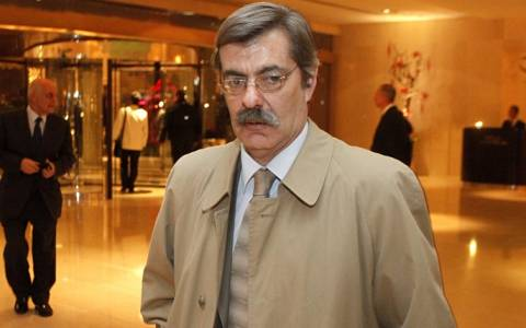 Εκλογές 2015 - Εκτός Επικρατείας της ΝΔ ο Χρύσανθος Λαζαρίδης