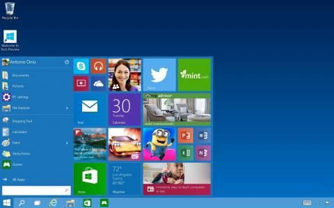 Τι νέο θα δούμε στα Windows 10