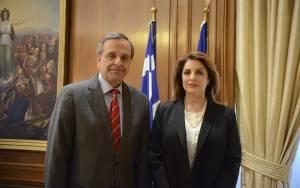 Εκλογές 2015 - Γκερέκου: Ή θα πήγαινα σπίτι μου ή στη ΝΔ