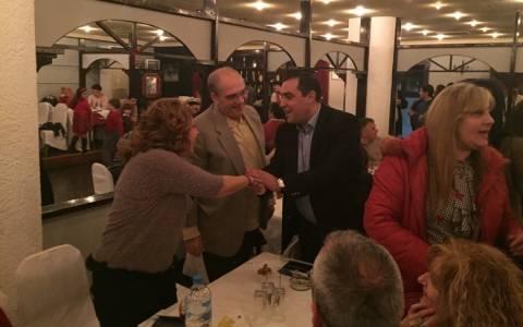 Εκλογές 2015: Με τους εκπαιδευτικούς του Πειραιά ο Κώστας Κατσαφάδος (pics)