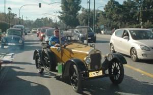 Κλασικά αυτοκίνητα: Η 18η Συνάντηση Αθήνας
