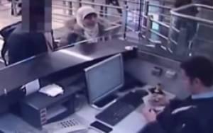Βίντεο από κάμερα ασφαλείας δείχνει τη Μπουμεντιέν σε αεροδρόμιο της Τουρκίας