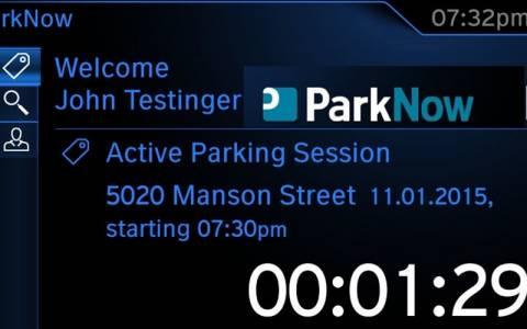 BMW: Υπηρεσία ParkNow με Parkmobile για τα μοντέλα i