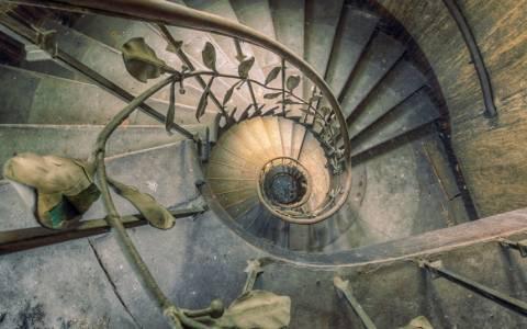 Τέτοιες σκάλες δεν έχετε ξαναδεί (photos)
