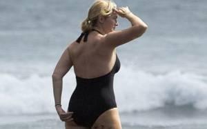Η superstar σνομπάρει τις δίαιτες κι εμείς την παραδεχόμαστε