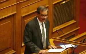 Χαρδούβελης: Grexit θα μπορούσε να συμβεί από ατύχημα