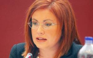 Εκλογές 2015 - Σπυράκη: Ο Τσίπρας δεν γνωρίζει πόσες είναι οι χώρες της Ευρωζώνης