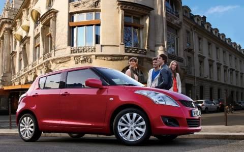 Suzuki: Νέες τιμές για το Swift