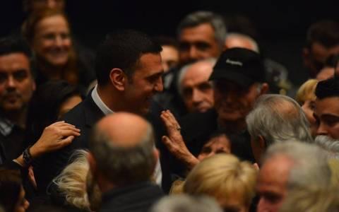Εκλογές 2015: Ο Κικίλιας συναντήθηκε με τους ψηφοφόρους του (pics)