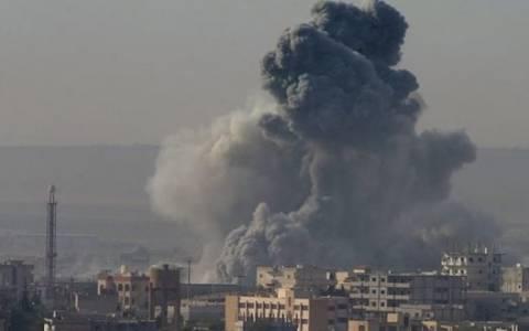 Νέες αεροπορικές επιδρομές εναντίον θέσεων του ΙΚ σε Ιράκ και Συρία