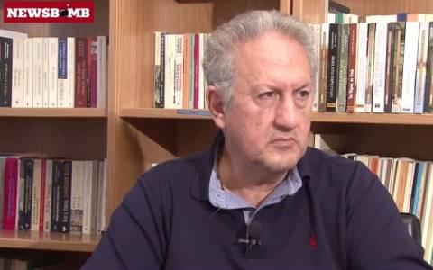 Εκλογές 2015 - Κ. Σκανδαλίδης: Ας σώσει και κανένας άλλος τη χώρα