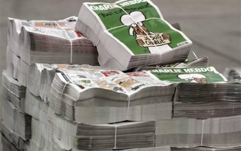 Το νέο τεύχος της Charlie Hebdo θα κυκλοφορήσει και στην Τουρκία
