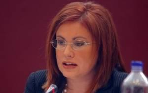 Εκλογές 2015 – Σπυράκη για Λαζόπουλο: Ξεπέρασε κάθε όριο χυδαιότητας