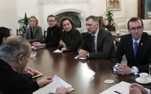 Άϊντα καλεί Τ/κ να ανταποκριθούν στην πρόταση Αναστασιάδη