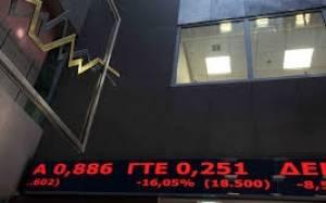 Αστάθεια και μικρός τζίρος στη χρηματαγορά