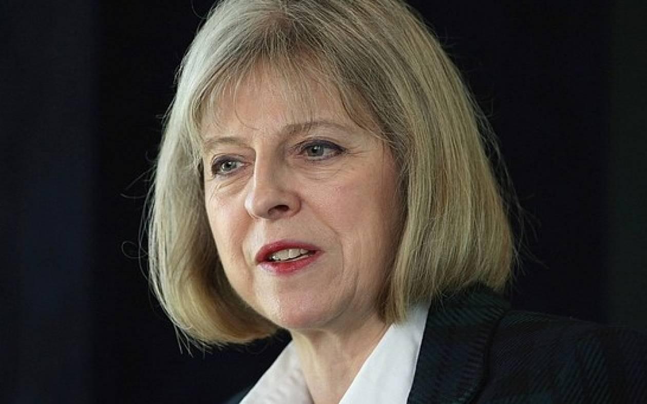 Βρετανία: Η...  ελευθερία βλάπτει σοβαρά την εθνική ασφάλεια