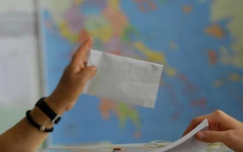 Δημοσκόπηση: Προβάδισμα του ΣΥΡΙΖΑ με 3,4%