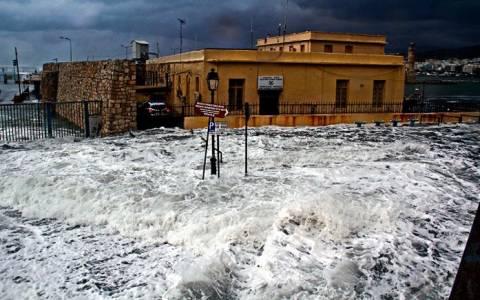 Ξεκίνησε η καταγραφή των ζημιών στην Κρήτη