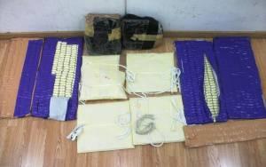 Συνελήφθησαν δύο άτομα  με 20 κιλά ηρωίνης (Pics)