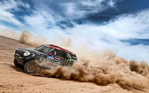 Rally Dakar 2015 9η Ημέρα : Διαφορά ασφαλείας για τον Al-Attiyah, ελέγχει ο Coma