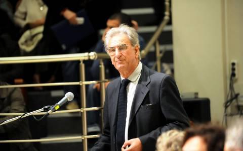 Εκλογές 2015-Σπ. Λυκούδης: «Κυβέρνηση εθνικής ευθύνης»