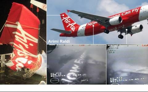 AirAsia: Στο κουφάρι του αεροπλάνου οι δύτες (photos)