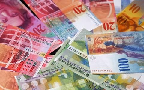 Τέλος στην ελάχιστη συναλλαγματική ισοτιμία του ελβετικού φράγκου