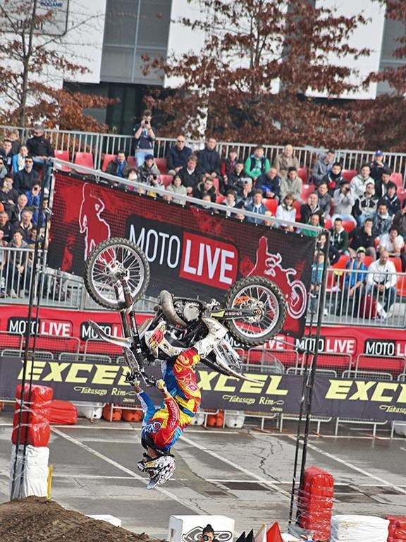 Freestyle Motocross: Έχασε τη ζωή του ο Kevin Ferrari
