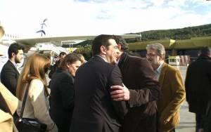 Εκλογές 2015: Ο Αλέξης Τσίπρας στη Ρόδο