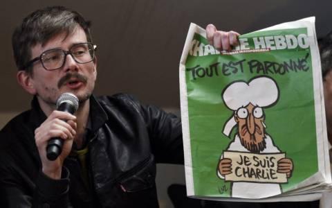 Charlie Hebdo: Tι σημαίνει το εξώφυλλο, από τον άνθρωπο που το σχεδίασε