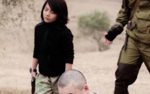 «Μη αυθεντικό το βίντεο με τον 10χρονο τζιχαντιστή»