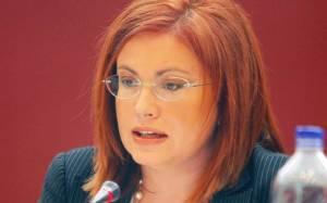 Εθνικές εκλογές - Σπυράκη: Λαϊκιστής φανφάρας ο Τσίπρας