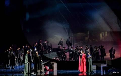 Τριστάνος και Ιζόλδη:  Παραστάσεις 21, 28, 31 Ιανουαρίου & 4 Φεβρουαρίου 2015