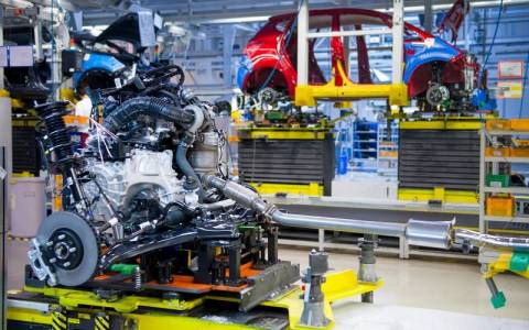 KIA: Νέο ρεκόρ παραγωγής αυτοκινήτων στην Ευρώπη