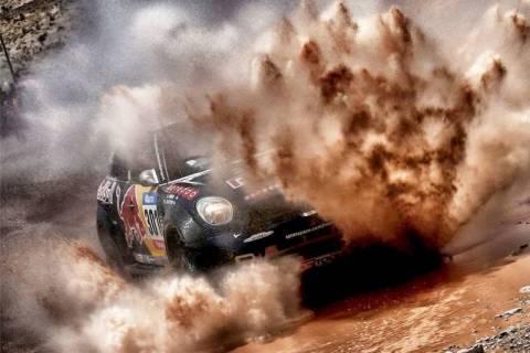 Ράλλυ Dakar 2015 10η ημέρα : Στο δρόμο της επιστροφής