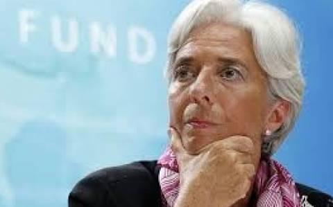 Η Λαγκάρντ δηλώνει έκπληκτη από την Ελβετία να άρει το κατώτατο όριο των 1,20 φράγκων