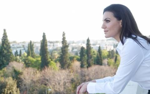 Το όραμα της Όλγας Κεφαλογιάννη για την Αθήνα ως «Μητροπολιτικό Κέντρο»