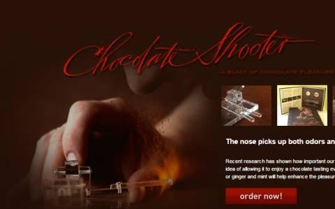 Σνιφάρετε σοκολάτα; Η νέα μόδα από το Βανκούβερ (video)