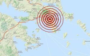 Σεισμός 3,2 Ρίχτερ στην Αττική