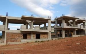 Νέα μείωση στην οικοδομική δραστηριότητα