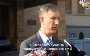 Αμερικανός πρέσβης στα Σκόπια: «Δεν βλέπω εναλλακτική λύση στο όνομα» (vid)