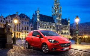 Opel: Νέο Corsavan