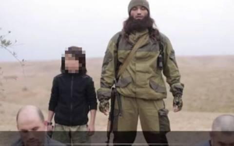 Νεκρός ο τζιχαντιστής από το βίντεο με το 10χρονο εκτελεστή του ΙΚ