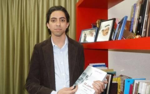 Σ. Αραβία: Αναβλήθηκε το δημόσιο μαστίγωμα του ακτιβιστή blogger (σκληρό video)