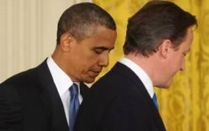 Κάμερον και Ομπάμα τάχθηκαν κατά της επιβολής νέων κυρώσεων στο Ιράν