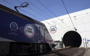 Καπνός στη σήραγγα της Μάγχης – ακύρωση δρομολογίων Eurostar