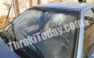 Σφοδρή σύγκρουση οχημάτων – Στο νοσοκομείο οι οδηγοί (Pics&Vid)