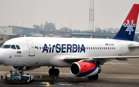 Αεροσκάφος της Air Serbia επέστρεψε στο Βελιγράδι λίγα λεπτά μετά την απογείωση