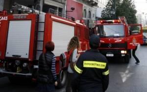 Βόλος: Καθαρίστρια έκαψε σκουπίδια σε αποθήκη πολυκατοικίας